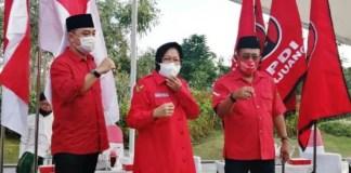 PDIP Tetapkan Eri Cahyadi-Armuji sebagai Paslon Walikota dan Wakil Walikota Surabaya