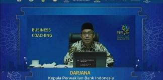 Bank Indonesia temukan UMKM dengan Ahlinya untuk Dorong UMKM on Boarding