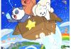 Cartoon Network Siap Luncurkan Baby Bears dalam Serial Terbaru We Baby Bears
