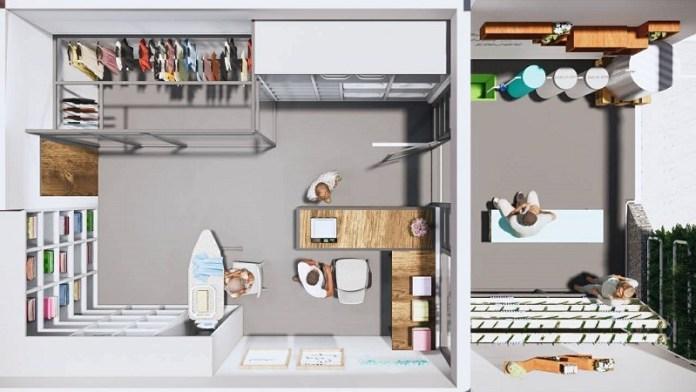 Abdi Karya ITS Rancang Instalasi Pengolahan Limbah Laundry Berbasis 3R