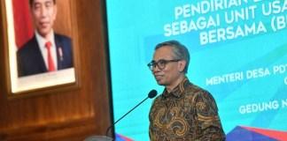 OJK Dukung Kemendes Dirikan Lembaga Keuangan Desa