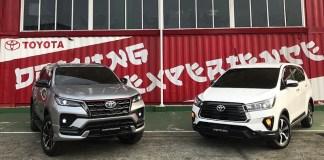 Toyota Hadirkan Dua Produk Legendaris New Fortuner dan New Kijang Innova