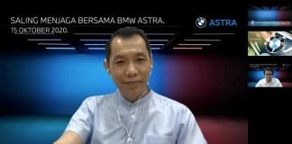 Tingkatkan Protokol Kesehatan, BMW Astra Luncurkan Program Saling Menjaga Bersama BMW Astra