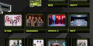 Untuk Pecinta K-Pop, JOOX Tayangkan 2020 MAMA pada 6 Desember