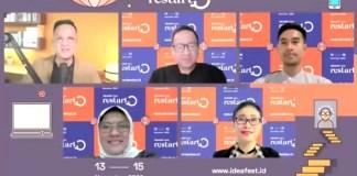 Festival Kreatif IDEAFEST 2020 Hadirkan Pengalaman Baru dan Inspirasi untuk Restart