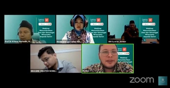 Layanan Syariah LinkAja Ajak Generasi Muda Mandiri Ekonomi