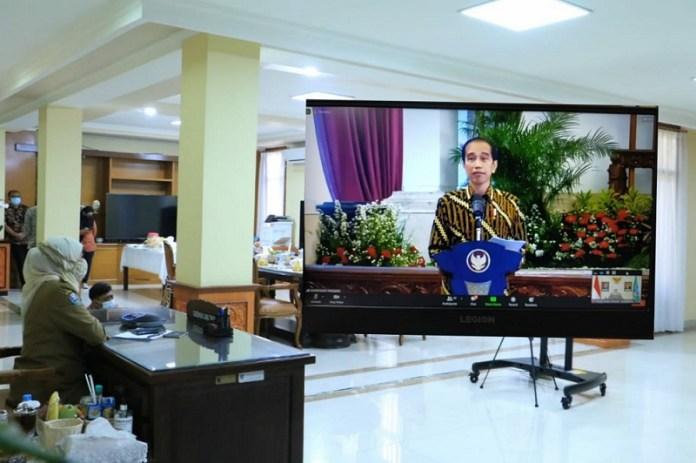 Presiden Jokowi : Setiap Rupiah Uang Rakyat Harus Dibelanjakan untuk Kepentingan Rakyat