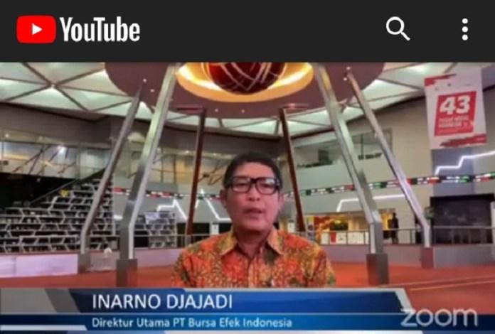 BEI Gelar Pengembangan Pasar Modal Indonesia: Apresiasi BEI untuk Negeri