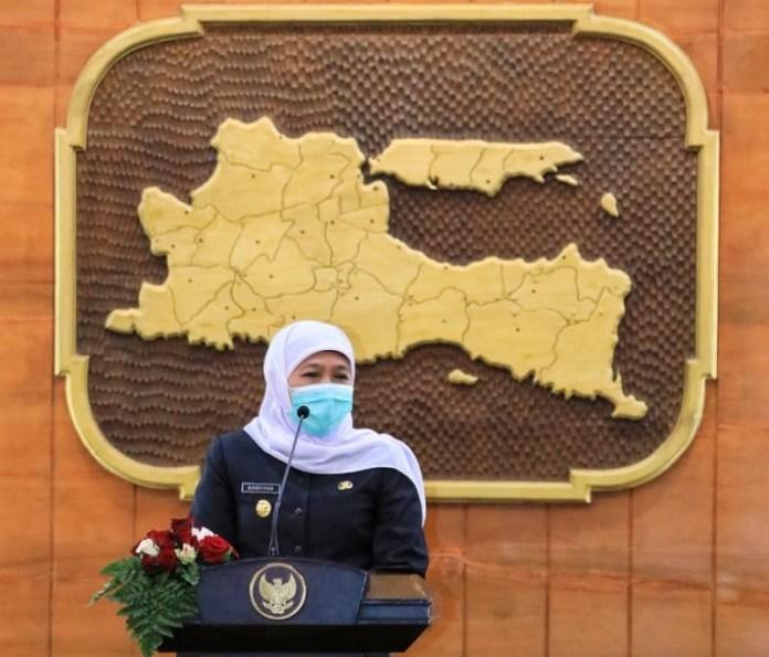 Gubernur Khofifah Ajak Masyarakat Gunakan Hak Pilih dan JagaPilkada Damai