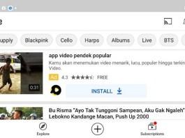 3 Indonesia Berikan Kuota Unlimited untuk Nonton YouTube Hanya Dengan Isi Ulang