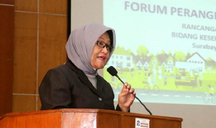 Pemkot Surabaya Kebut Vaksinasi bagi Tenaga Kesehatan