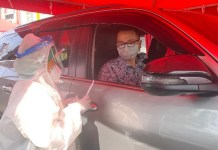 City9 Gandeng Halodoc Gelar Drive Thru Test Covid-19