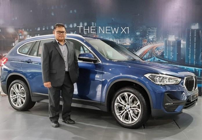 Lengkapi Produk, BMW Hadirkan BMW X1 sDrive18i