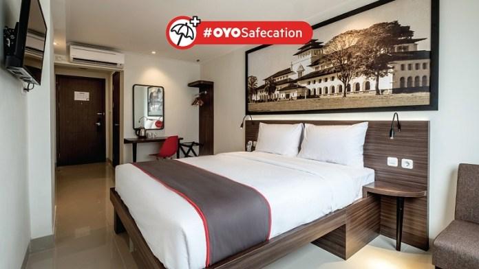 OYO Indonesia Fokus ke Safecation di 2021