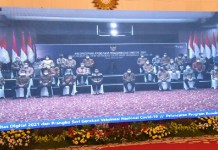 Presiden Jokowi Luncurkan Program Konektivitas Digital 2021