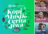 "Janji Jiwa dan JOOX Hadirkan ""Kopi, Musik Cerita Jiwa"""
