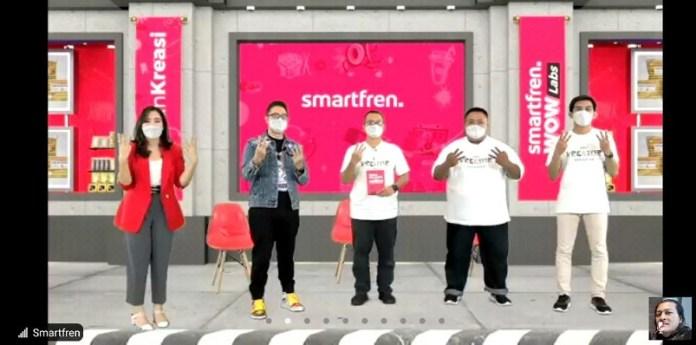 Smartfren Hadirkan Teman Kreasi Indonesia