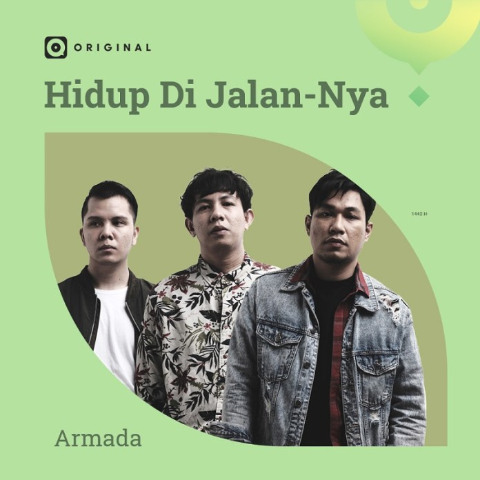 Armada Rilis Lagu JOOX Original Ramadan Hidup di Jalan-Nya