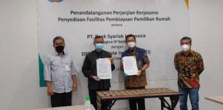 BSI Sepakati Kerjasama dengan REI Jatim untuk Pembiayaan KPR