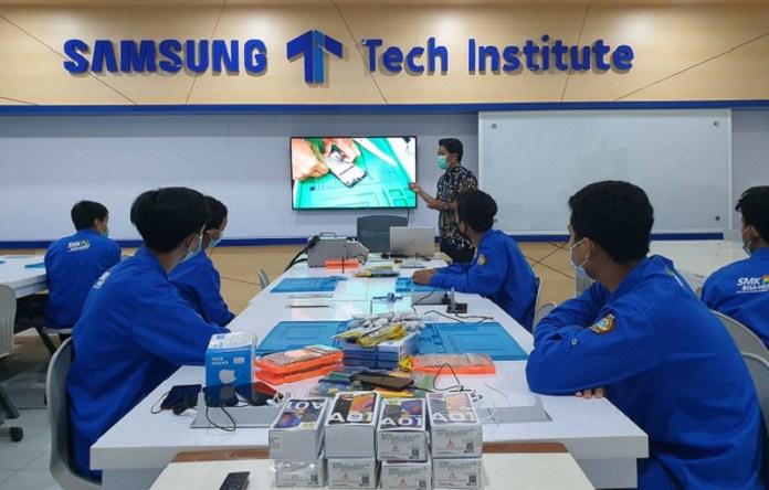 Samsung Tech Institute Perbesar Peluang Kerja Bagi Lulusan SMK