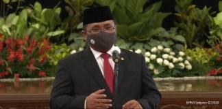 Menteri Agama Luncurkan Panduan Salat Idulfitri. Ini lengkapnya