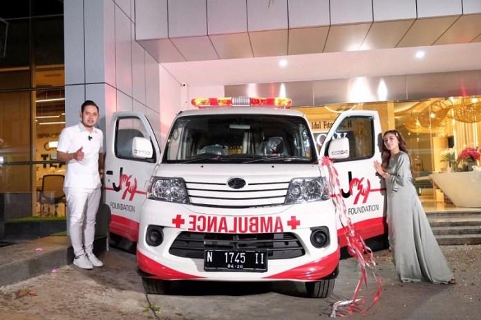 Setelah Secara Rutin Menyediakan Buka Puasa bagi Warga, Juragan99 Siapkan Ambulance Gratis