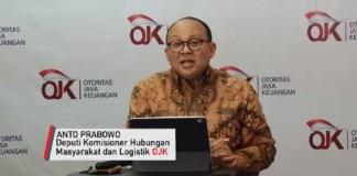 OJK : Percepatan Vaksinasi dan Stabilitas Sektor Jasa Keuangan Dorong Pemulihan Ekonomi