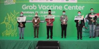Dettol Hadirkan Solusi Produk Sanitasi Pada Layanan Vaksinasi Massal di Surabaya