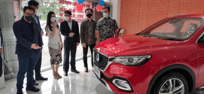 MG Resmikan Outlet MG Sutoyo Malang