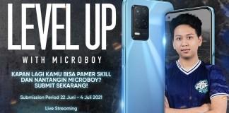Realme Gandeng EVOS Microboy Tantang Gamer Adu Skill