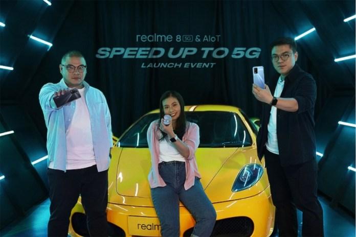 RealmeLuncurkanSmartphone5G dengan Harga Terjangkau