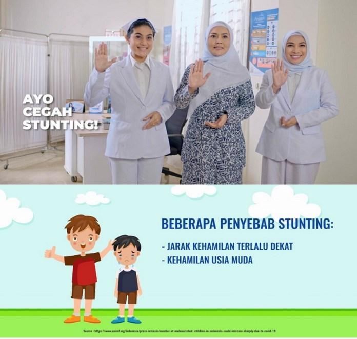 Sambut Hari Bidan Nasional 2021, DKT Indonesia dan Ikatan Bidan Indonesia (IBI) Kampanyekan Pentingnya Pencegahan Stunting