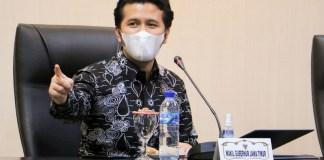 Wagub Emil Ajak Influencer Manfaatkan Media Untuk Suarakan Bangga Buatan Indonesia
