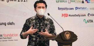 Wagub Emil Ajak Pemuda Bela Negara Lewat Kampanye Swadesi