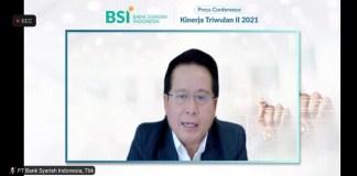 BSI Catat Kenaikan Laba Bersih 34,29%