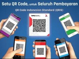 Bank Indonesia : Merchant Pengguna QRIS Tembus 8 Juta hingga Juli 2021