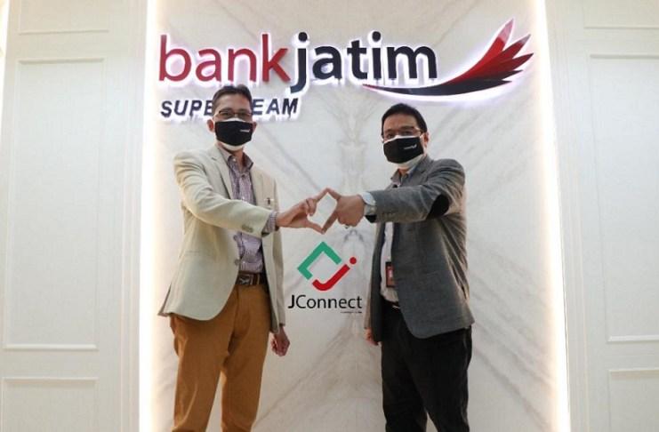 """Bank Jatim Luncurkan Brand Digital """"JConnect"""""""