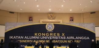 Khofifah Resmi Terpilih Menjadi Ketua IKA Universitas Airlangga