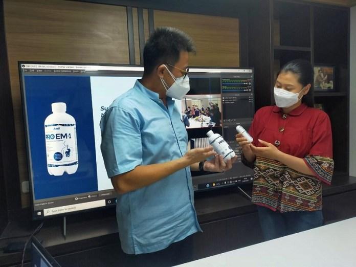 ProEM1 Mitigasi Dampak BurukPasien Covid-19