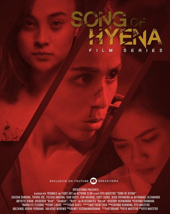 Serial Film Song of Hyena Capai 200.000 Penonton Hanya dalam Dua Pekan karena PPKM Darurat