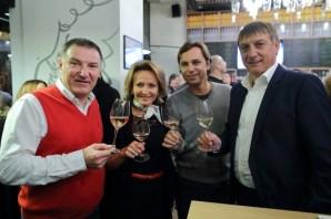 Josip Galic,Jasna Mohor,Vlado ,Gordan Mohor