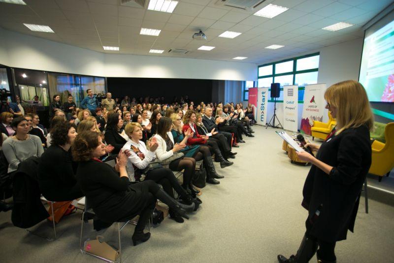 Konferencija Ladies of New Business - Iva Sulentic
