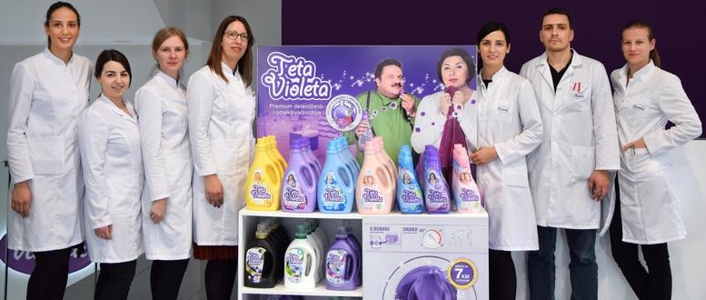Violeta-Laboratorij