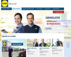 Lidlova nova web stranica (1)
