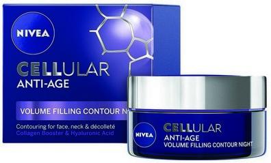 Nivea CELLular Volume Filling Contour noćna njega