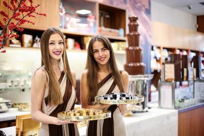 Bajadera Exclusive predstavljena u Kraševom Choco baru