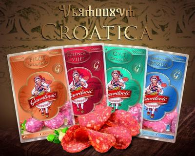 Premium trajne salame Croatica ujedinjuju najbolje okuse Hrvatske