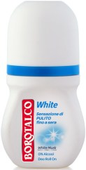 Roll On White Borotalco