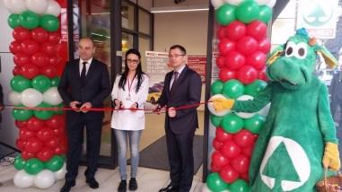 Spar supermarket Grada Mainza_otvorenje