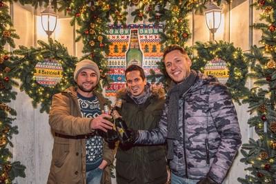 "Božićno pivo u blagdanskom ""it"" komadu"